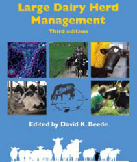 Introducing the Large Dairy Herd Management 3rd edition (e-book)
