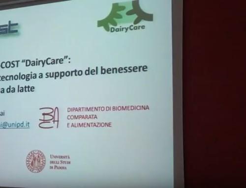 WORKSHOP SIB-SISVET BENESSERE Brescia 25 maggio 2017: Gianfranco Gabai Università degli Studi di Padova
