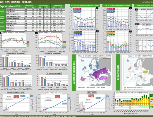 Dg agri dashboard: cereals – European Market Observatory – 21 settembre