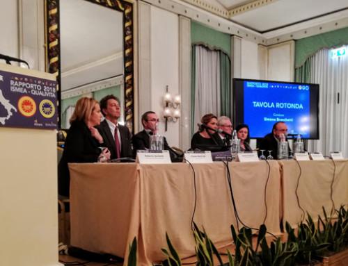 Presentazione del Rapporto Ismea-Qualivita 2018: ancora primato mondiale per l'Italia