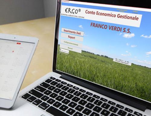 €rgo – Il software per il conto economico nelle aziende agricole basato sui rami d'azienda