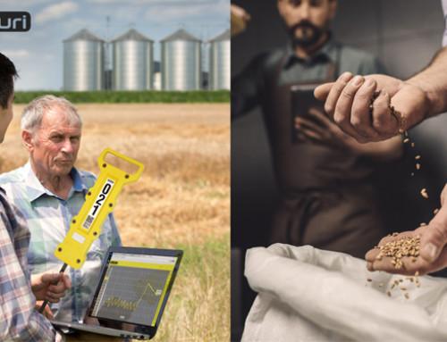Risparmia tempo, denaro ed energia con il Remote Grain Monitoring