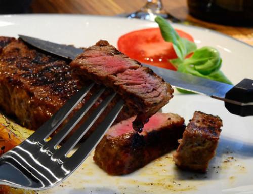 Carne rossa magra nella dieta ed evoluzione dell'uomo