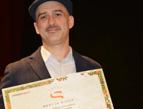 """Gianni Giardina miglior macellaio """"Best in Sicily"""""""