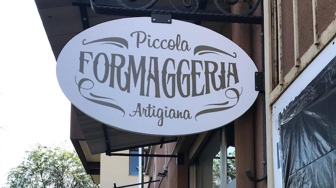La Piccola Formaggeria Artigiana, arte casearia nel cuore di ...