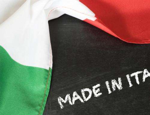 Made in Italy: il rischio di vivere di rendita
