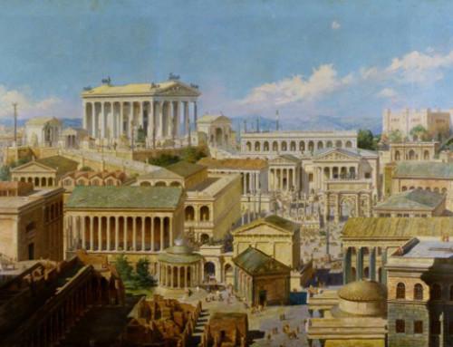 Formaggi della Roma imperiale