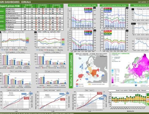 Dg agri dashboard: cereals – European Market Observatory – 17 aprile