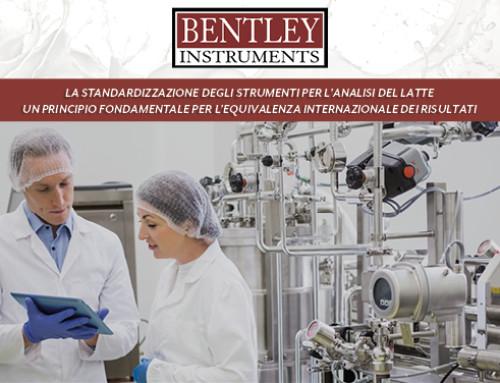 La standardizzazione degli strumenti per l'analisi del latte: un principio fondamentale per l'equivalenza internazionale dei risultati