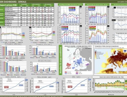Dg agri dashboard: cereals – European Market Observatory – 18 luglio