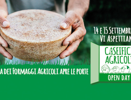 Caseifici Agricoli Open Day 2019