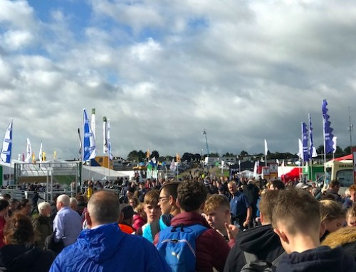 88° National Ploughing Championships: Enterprise Ireland presenta l'importante evento nazionale irlandese per l'agricoltura