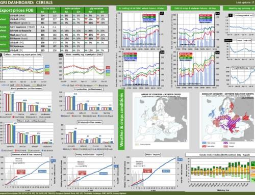 Dg agri dashboard: cereals – European Market Observatory – 17 ottobre