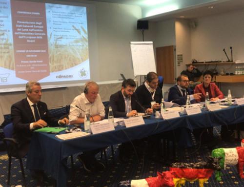 """Copagri Lombardia: latte, siglata alla presenza di Gallinella, Rolfi, Verrascina e Schopges la """"Carta dei valori"""" dei produttori UE"""