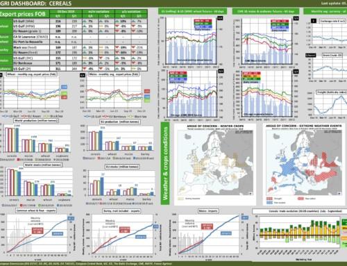 Dg agri dashboard: cereals – European Market Observatory – 5 dicembre