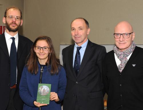 """Presentato all'Istituto Agrario """"Mario Rigoni Stern"""" di Bergamo il libro """"Sant'Isidoro patrono degli agricoltori"""""""