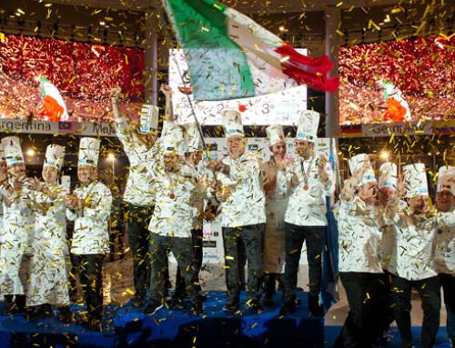 Coppa del Mondo della Gelateria 2020: l'Italia si aggiudica la medaglia d'oro