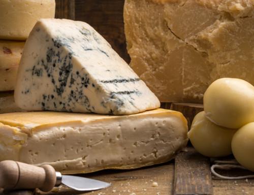 Invenzione preistorica del formaggio
