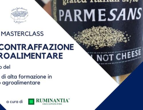 Free Masterclass – La contraffazione agroalimentare